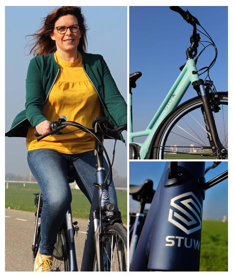 Stuw fietsen, e-bikes